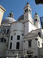 Basilica di Santa Maria della Salute from Rio tera dei Catecumeni.jpg