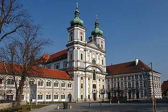 Waldsassen - Waldsassen Basilica