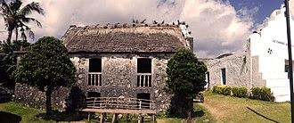 Batanes - Batanes Stone house
