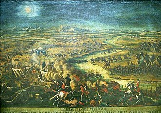 Battle of Guastalla - Battle of Quistello (14 September 1734)