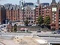 Baustelle in der Speicherstadt in Hamburg im Jahr 2009 - panoramio.jpg