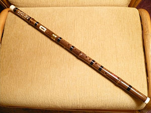 Bawu - A bawu in the key of F