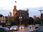 Bay St Pt Melbourne Sep 07