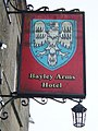 Bayley Arms Hotel pub sign - geograph.org.uk - 502548.jpg