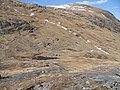 Bealach between Coire an Dòthaidh and Coire a' Ghabhalaich - geograph.org.uk - 782804.jpg