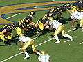 Bears on offense at UCLA at Cal 10-25-08 03.JPG