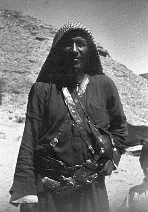 Bedouin Riyadh, Saudi Arabia, 1964