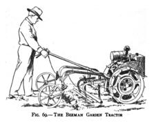two wheel tractor wikipedia Bolens 850 Wiring-Diagram beeman tractor 1920