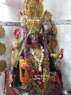 Purandarpur - Behira Maa Kali