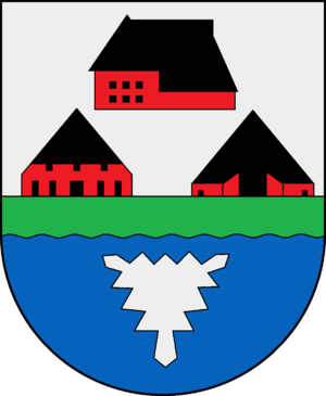 Bekdorf - Image: Bekdorf Wappen