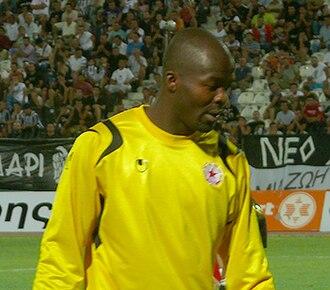Daniel Bekono - Image: Bekono momisk