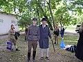 Belarus-Minsk-Loshytsa-Making Movie about Civil War-9.jpg