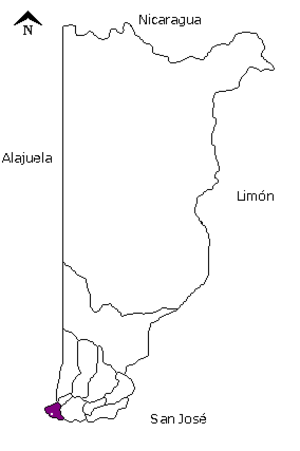 Belén (canton) - Belén canton in Heredia province