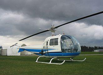 Bell 47 - Bell 47J Ranger