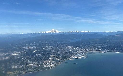 Bellingham Washington Skyline 2021