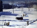Bellows George Blue Snow the Battery 1910.jpg