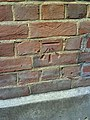 Benchmark on side of ^120 Banbury Road - geograph.org.uk - 2016800.jpg