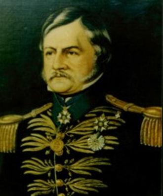 Bento Manuel Ribeiro - Portrait of Bento Manuel Ribeiro