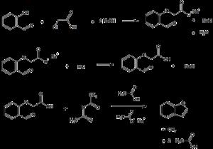 Benzofuran - Image: Benzofuran