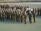 Beret awarding ceremony