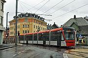 Bergen Light Rail Inndalsveien
