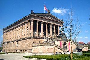 National Gallery (Berlin) - Original building of the National Gallery in Berlin, now the Alte Nationalgalerie