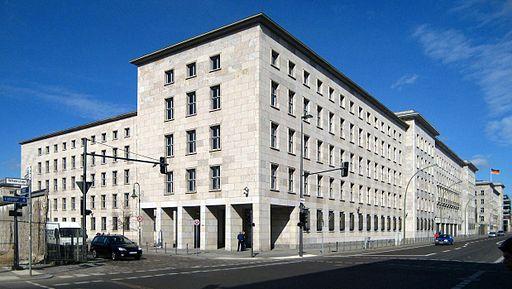 Berlin, Mitte, Wilhelmstraße, Detlev-Rohwedder-Haus