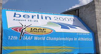 International Association of Athletics Federations - The World Championships in Athletics is the foremost athletics competition held by the IAAF.