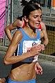 Berlin marathon Anna Incerti kilometer 34 Tauentzien 25.09.2011 10-59-24 25.09.2011 11-06-03.jpg