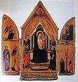 Bernardo Daddi. Triptych (Art Museum of Georgia).jpg