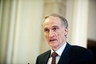 Bertel Haarder Danish politician