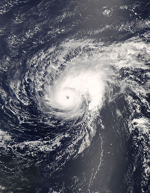 2008 Atlantic hurricane season - Image: Bertha 07 july 2008 1630Z