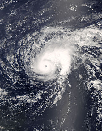 2008 Atlantic hurricane season - Image: Bertha 07 july 2008 1630Z