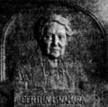 Bertha McNamara (bronze).png