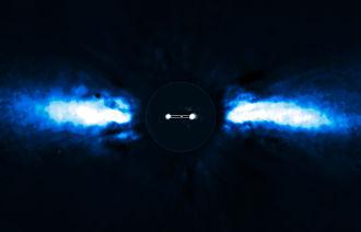 Exoplanetology - Directly imaged planet, Beta Pictoris b