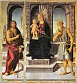 Biagio di Antonio, Madonna tra i Santi, Gambassi terme-corr.jpg