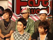 wiki bang korean band