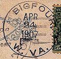 Big Four WV postmark.jpg