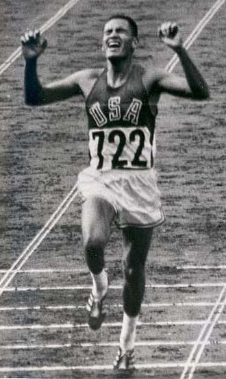 National Distance Running Hall of Fame - Olympian Billy Mills
