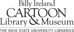 Billy Ireland Cartoon Library & Museum logo.png