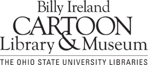 Billy Ireland Cartoon Library & Museum - Image: Billy Ireland Cartoon Library & Museum logo