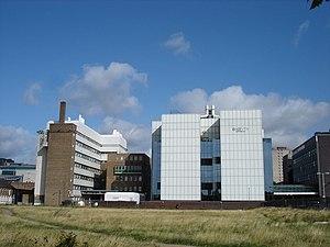 BioCity Nottingham - Image: Bio City Nottingham (2) geograph.org.uk 948646