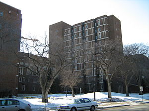 Faculties and departments of the University of Alberta - The Biological Sciences Building
