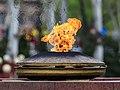 Bishkek 03-2016 img50 Eternal flame at Victory Square.jpg