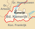 Bishopric of Cambrai (topogaphy)-nl.png