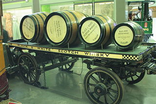Black & White (whisky) Scotch whisky brand