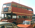 Blackpool Transport Routemaster bus 522 ex-RM848 (WLT 848), Blackpool, 1986.jpg