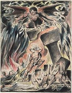 Blake Book of Job Linell set 3