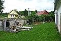 Blansko (Kaplice), kostel, hřbitov 01.jpg