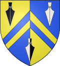 Arms of Martin-Église